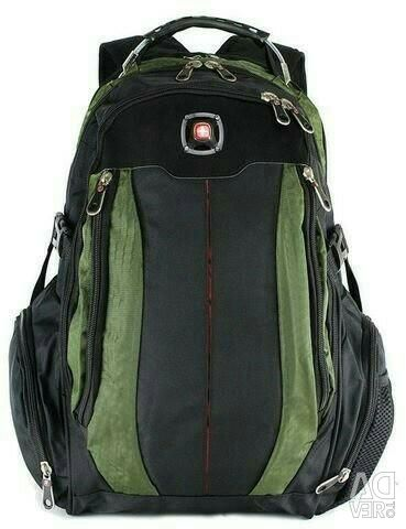 Swissgear backpack. Delivery is free