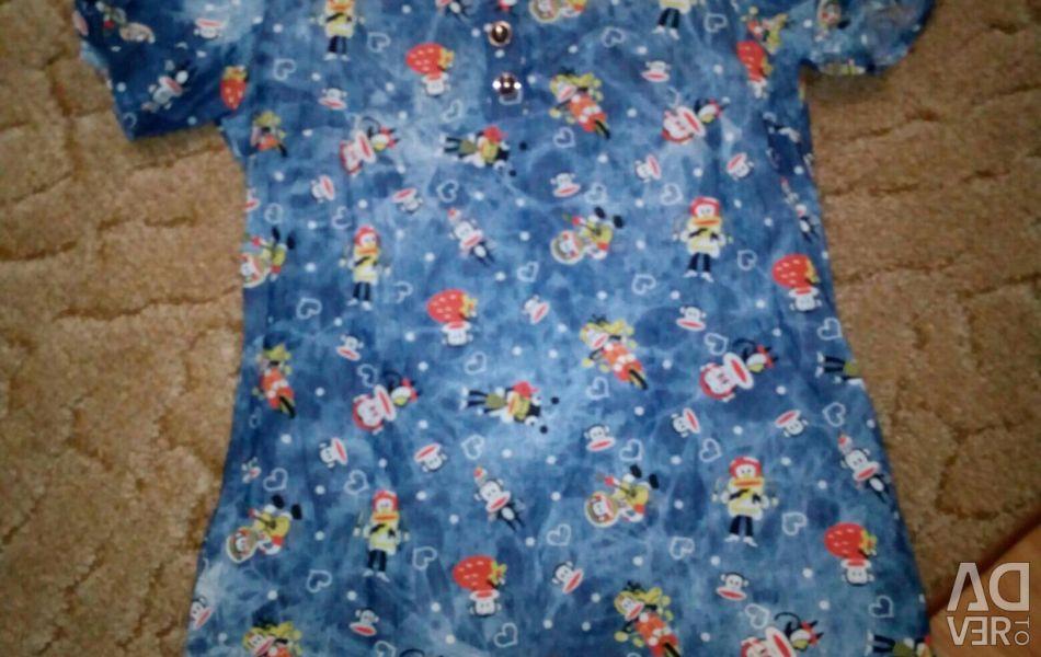 New clothes!
