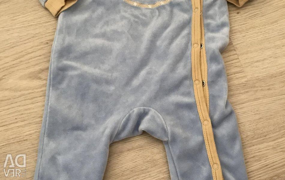 Overalls, body