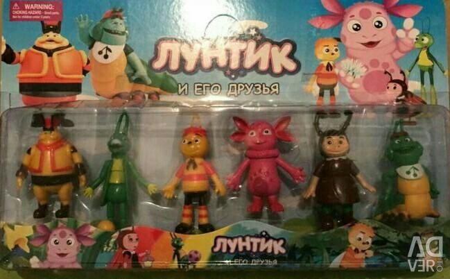 Luntik και οι φίλοι του