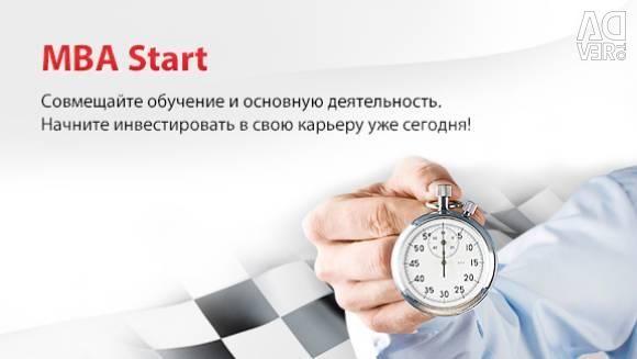 MBA start