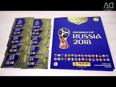 Album pentru autocolante FIFA Panini