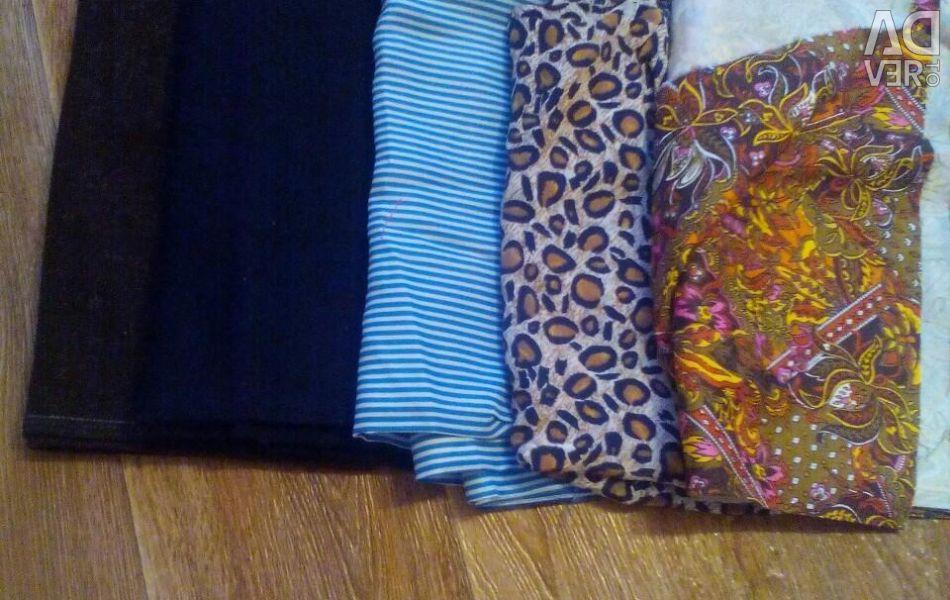 Шматки тканини