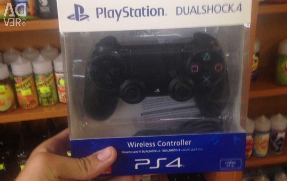 Gamepad Sony Playstation 4 v.2 і v.1