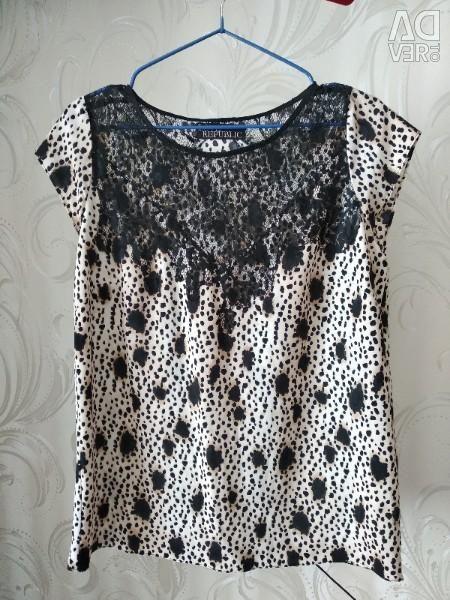 Блуза блузка топ топик кофточка кофта Лав Репаблик
