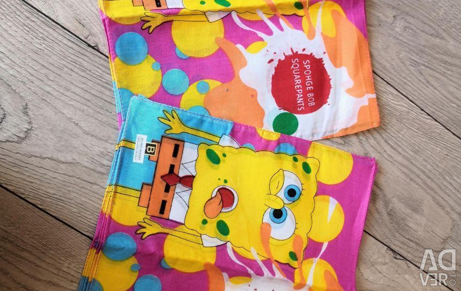 NEW baby handkerchiefs