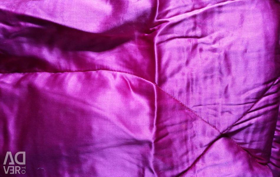 Одеяло пуховое новое