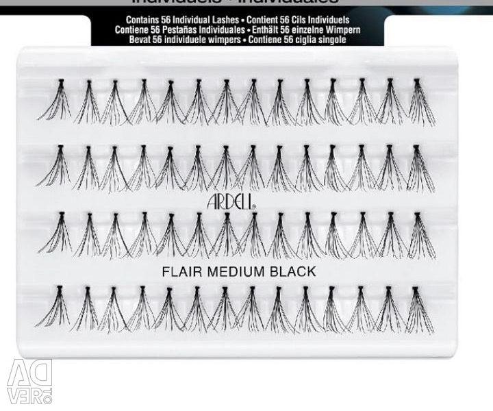 Eyelash bundles 14,12,10 mm
