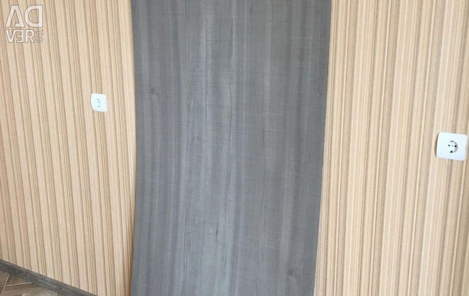 Giriş metal kapı için kapak