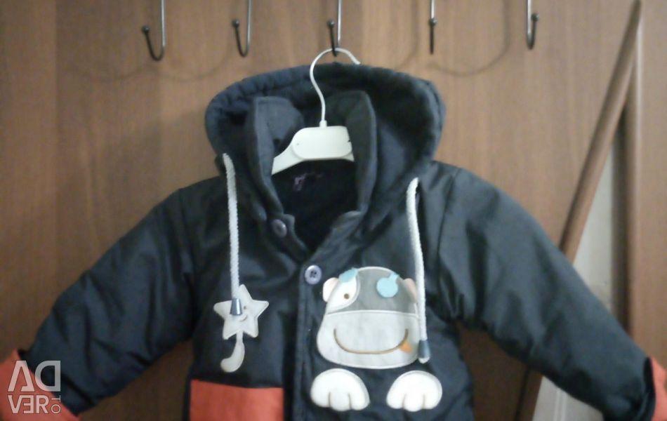 Children's jacket 74-80