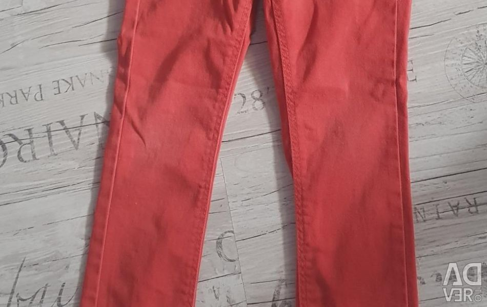 Jeans 108-113 cm