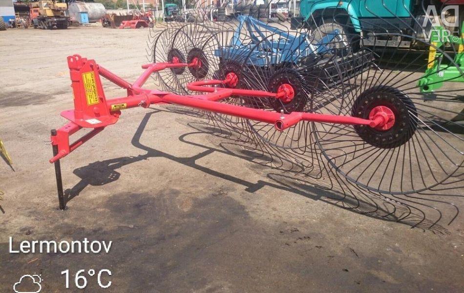 Mașină de tuns greutate cu 5 roți Turcia Art9