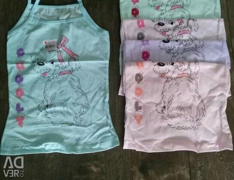 T-shirts 2-3 years