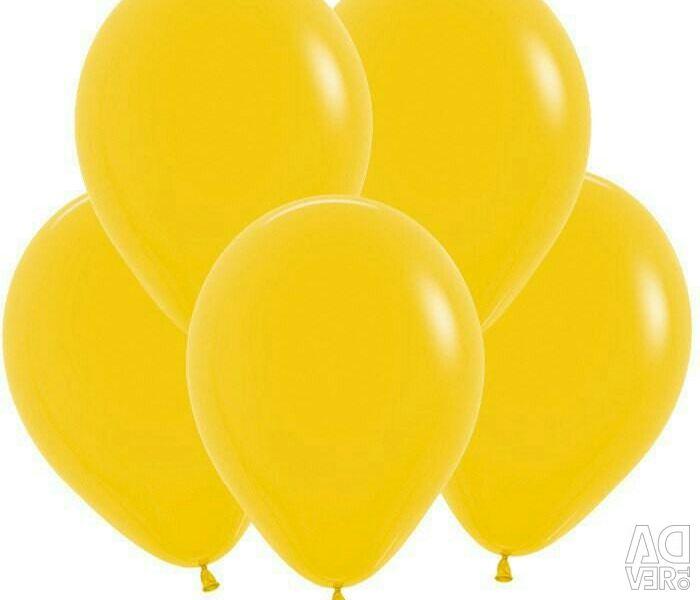 Κίτρινη μπάλα 30 εκ