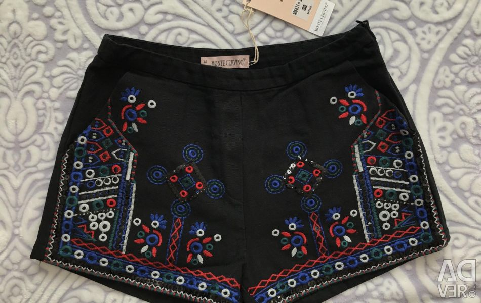 Italian shorts