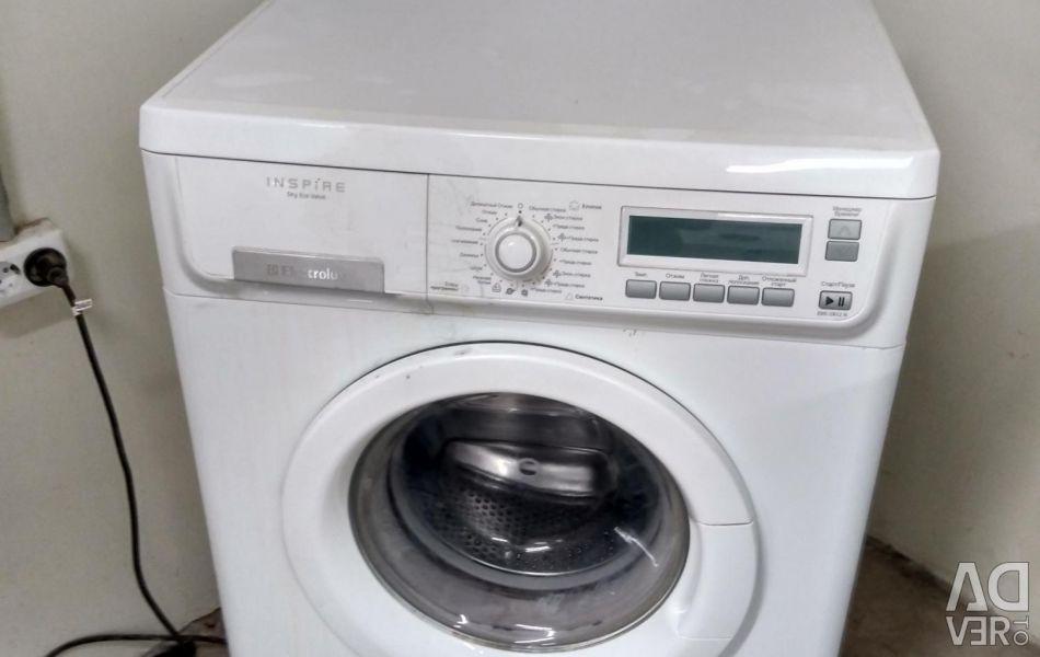 Ηλεκτρικό πλυντήριο Electrolux