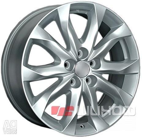 Колісні диски Replica Mazda (MZ75) 7x18 PCD 5x114.3 ET 50 DIA 67.1 S