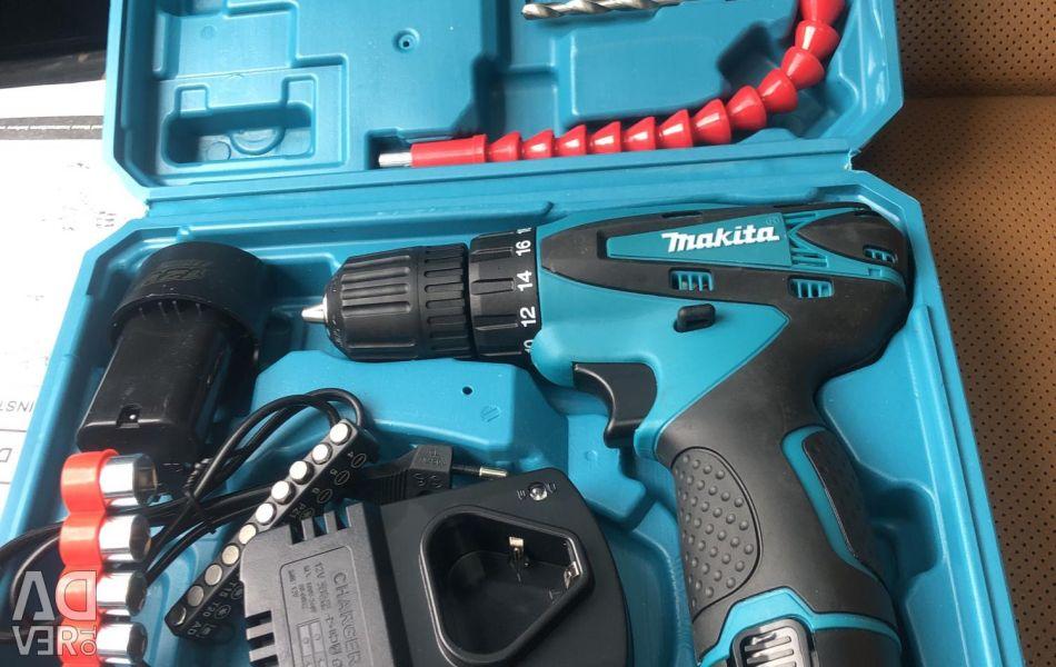 Screw gun Mikita 12v 2ah
