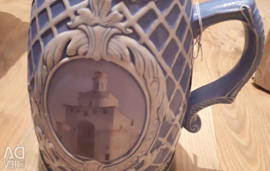 214302 Colecția de bere Vladimir 19 cm.