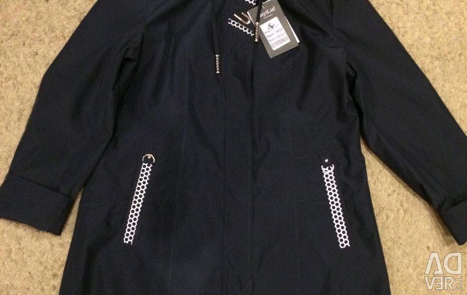 New raincoats
