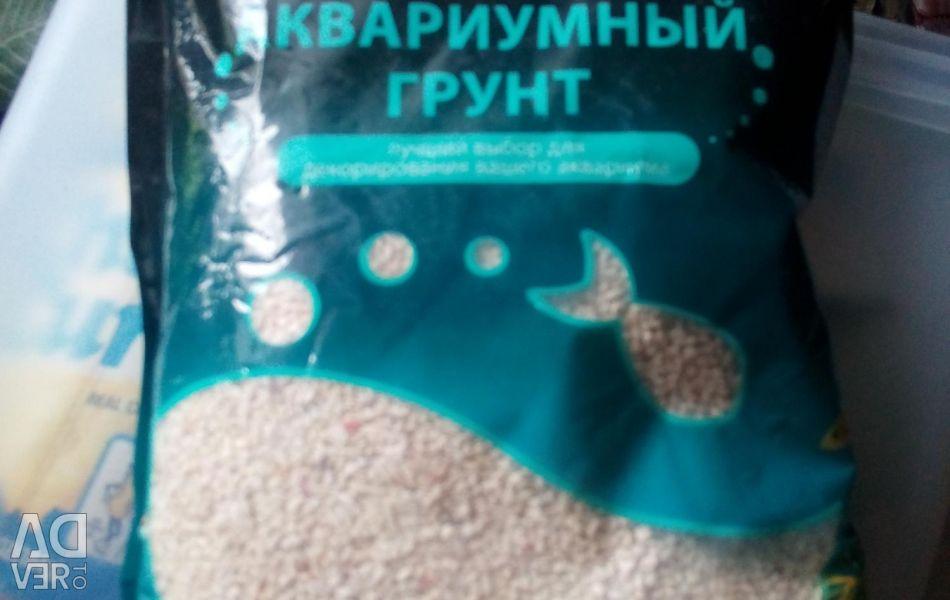 Primer for the aquarium