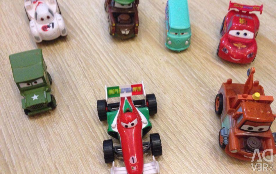 Αυτοκίνητα της Disney