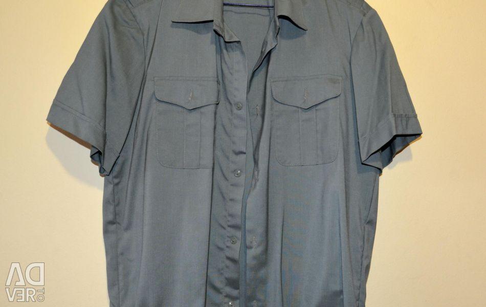 New uniform shirt for men