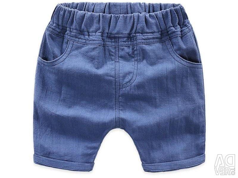 Pantaloni scurți din lenjerie elegantă