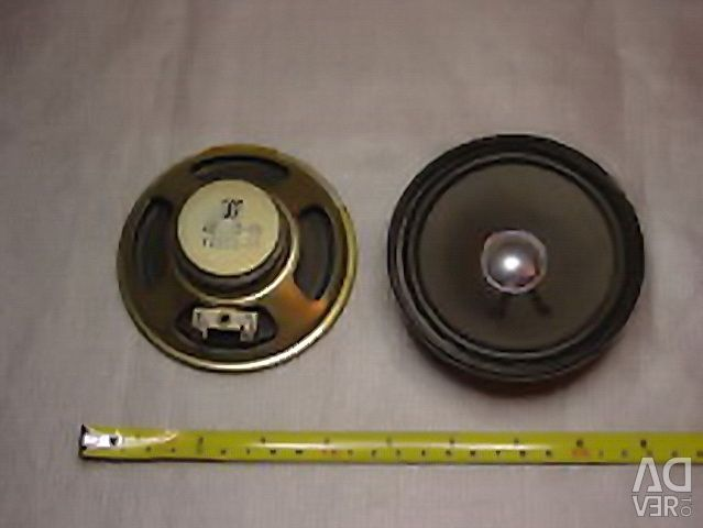 Speakers YD100-11. (5 W 4 Ohms) 2 pcs.