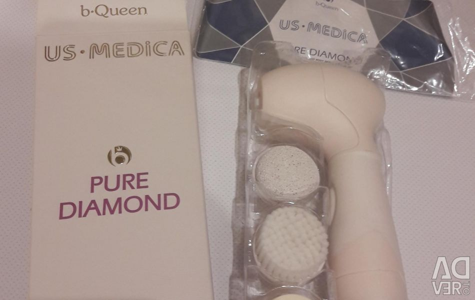 Face and body massager US MEDICA