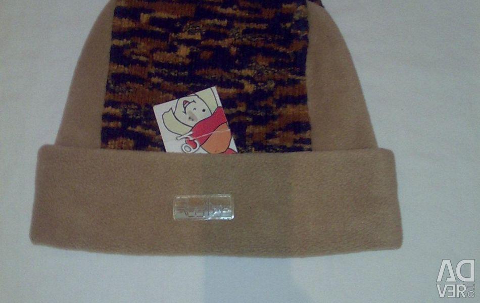 A new fleece hat.