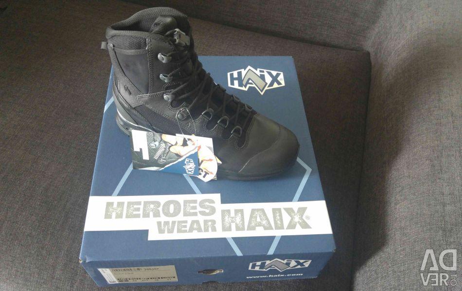 Haix scout boots waterproof