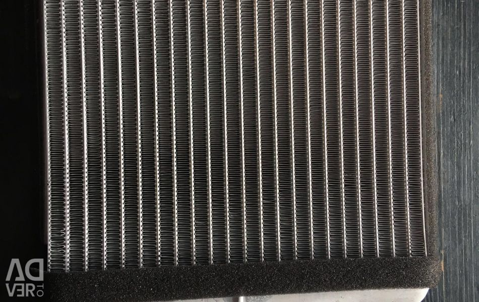 Радиатор отопителя на Ланос