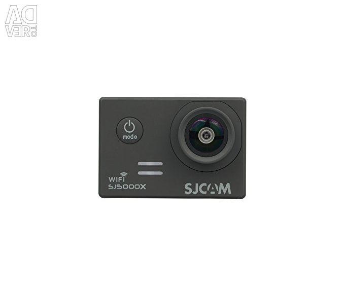 Orijinal SJCAM SJ5000X 4K Spor Eylem Kamera (El