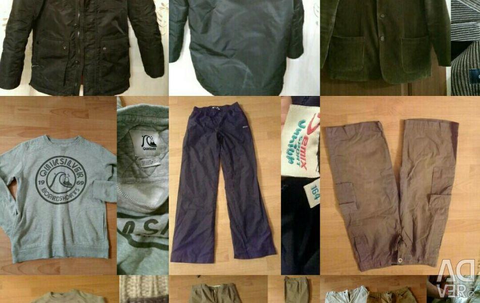 Ρούχα για αγόρια 158-164cm