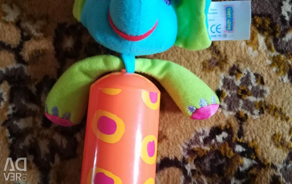 Toy suspension