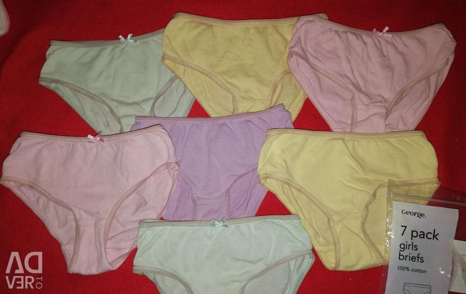 Swimming trunks for a girl