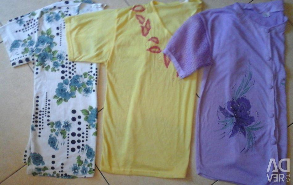 T-shirts p 50-52