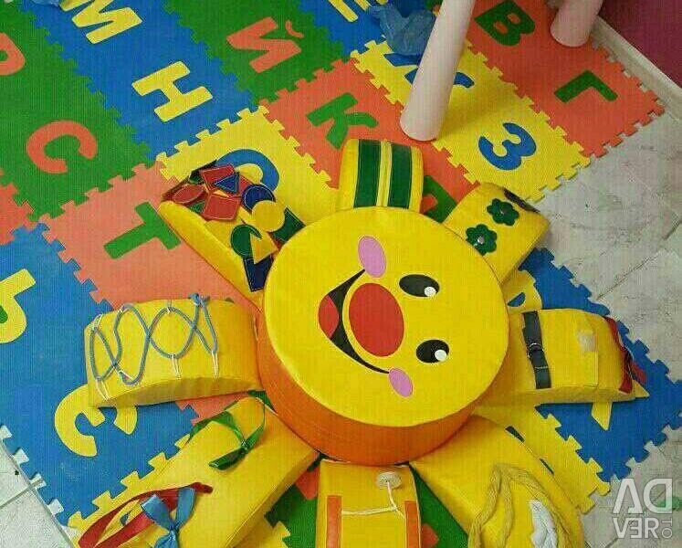 Didaktik yeni modül Sun, çocuklar için