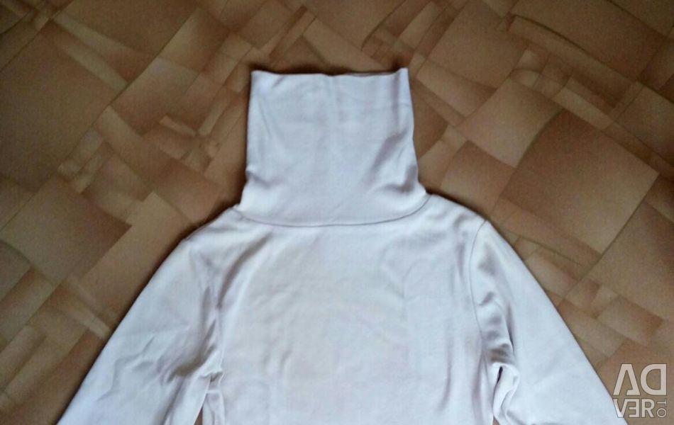 Pulover alb