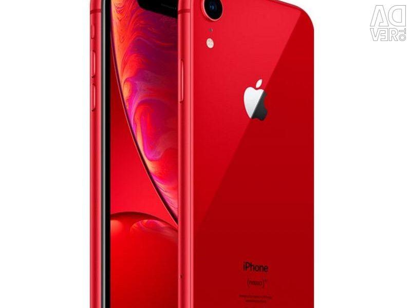 IPhone XR 128 gb κόκκινο 2 χρόνια εγγύησης