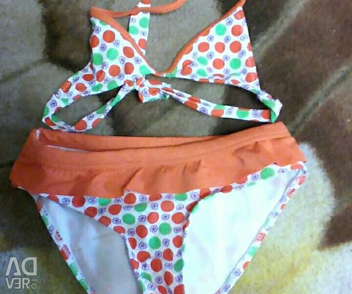 Swimsuit for 4-6 years