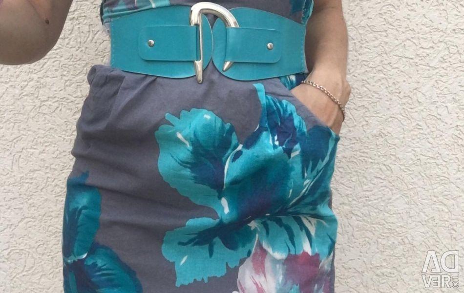 Платье сарафан р. 44