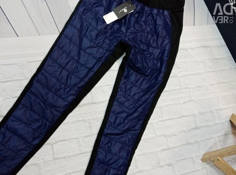 Warm new pants
