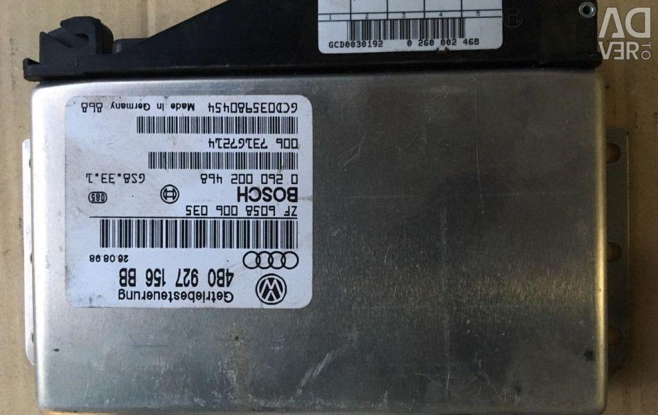 Automatic transmission control unit Audi A6 4B0927256BB