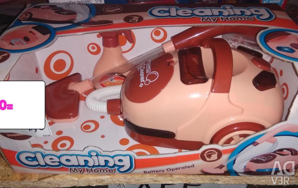 Baby vacuum cleaner