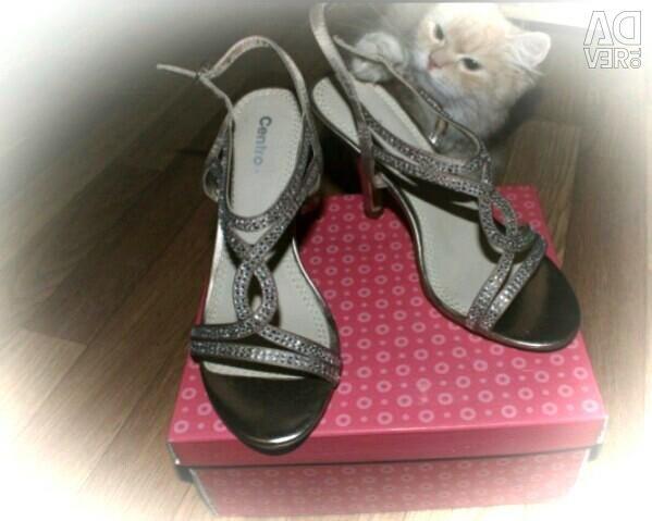 New sandals!