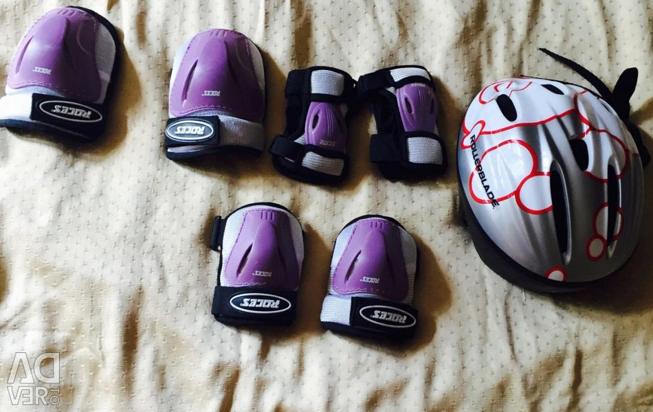 Protection for Rollerblade rollers.