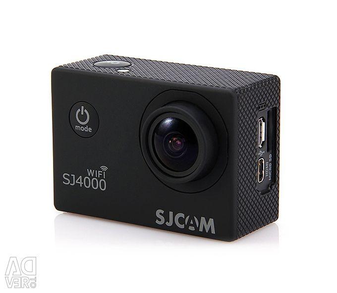 SJCAM Orijinal SJ4000 WiFi Eylem Kamera 12MP 1080