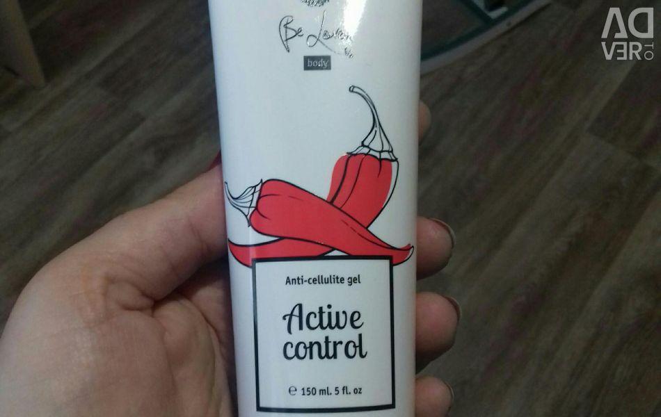 Cellulite gel